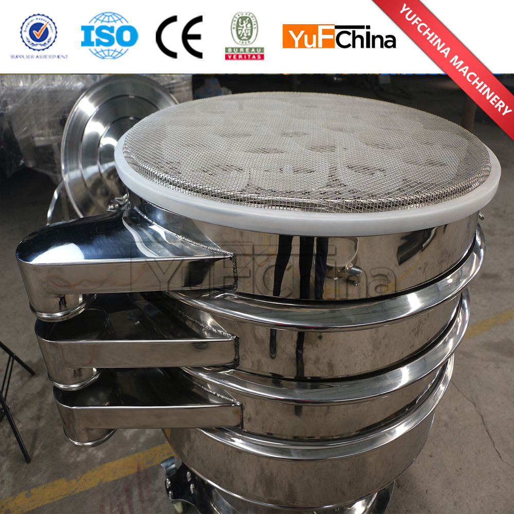 Rotary Vibrating Sieve Price / Vibrating Screen for Sale