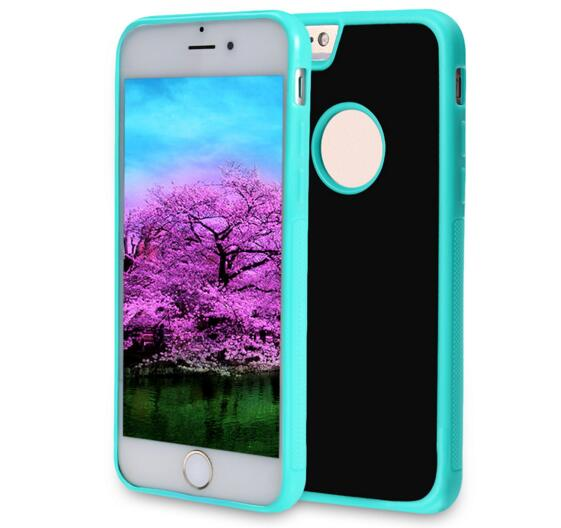 Anti-Gravity Selfie Case Cover Magical Nano Sticky for Apple iPhone7/ 6 / 6s 4.7inch