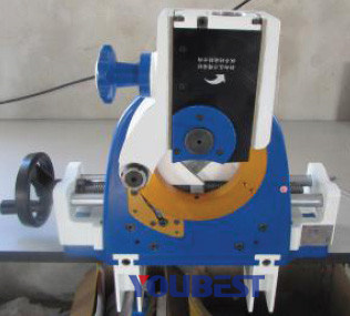 Portable Small Tube and Pipe Cutting & Beveling Saw