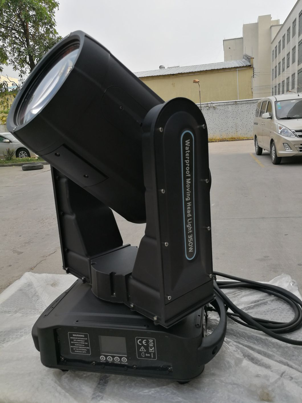 350W Super Bright Waterproof Beam Outdoor Moving Head Light