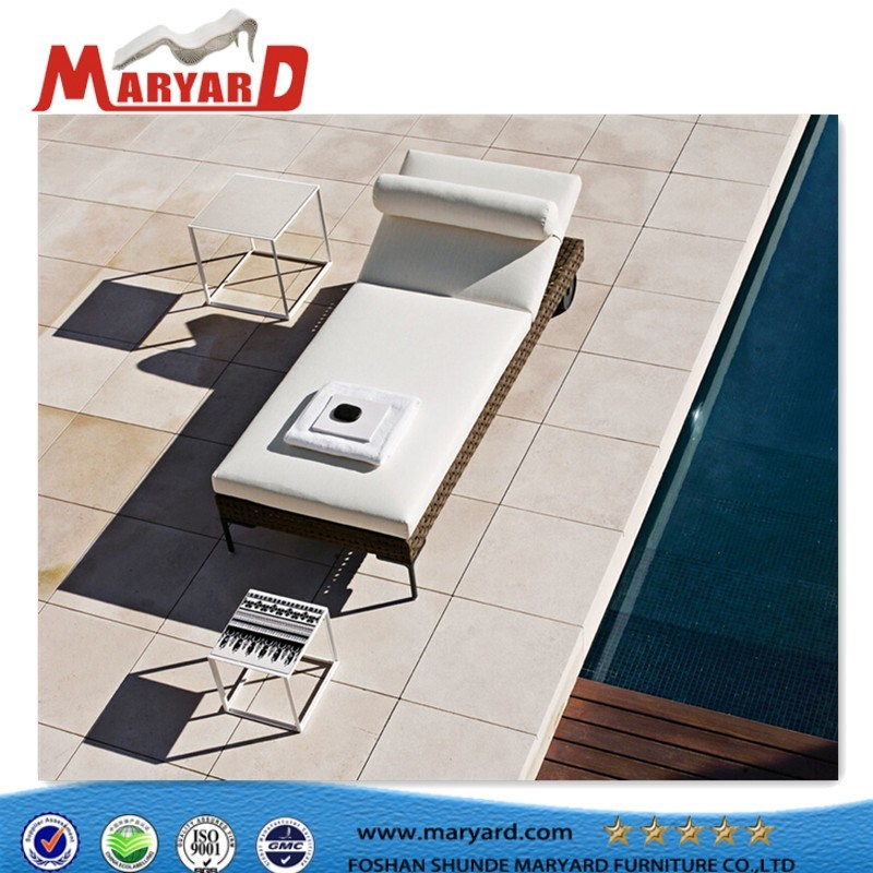 Outdoor Sun Lounger Daybed Rattan Furniture and Rattan Sun Loungers Commercial Rattan Wicker