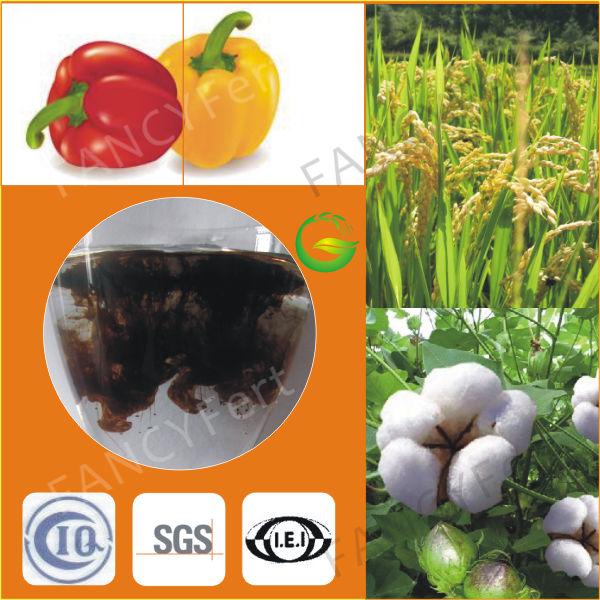 Agriculture Organic Fertilizer Supreme Potassium Humate