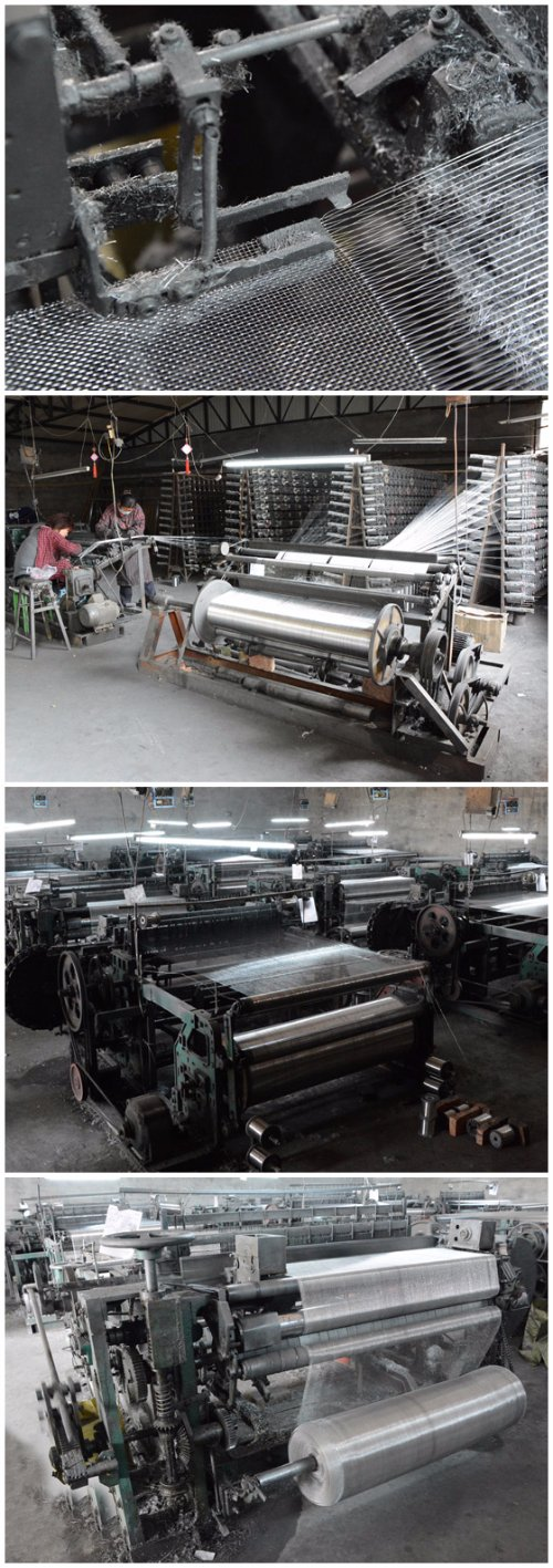 China Manufacturer Supplier Stainless Steel Type 304 Insect Screen (304SSIS)
