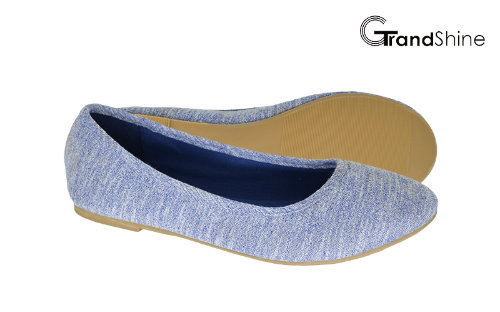 Women's Canvas Flat Casual Ballet Shoes