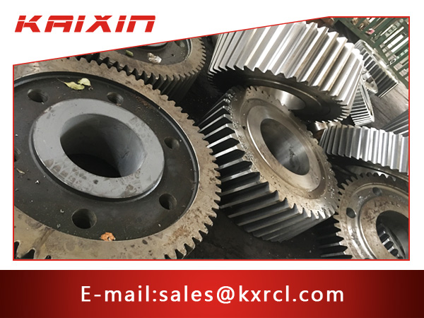 ISO ANSI DIN GB Standard Metal Transmission Spur Gear