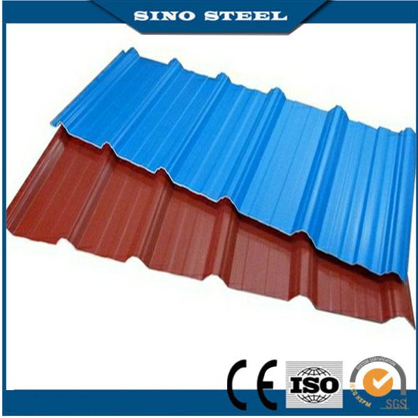 CGCC PPGI Prepainted Galvanized Steel Roofing for Construction