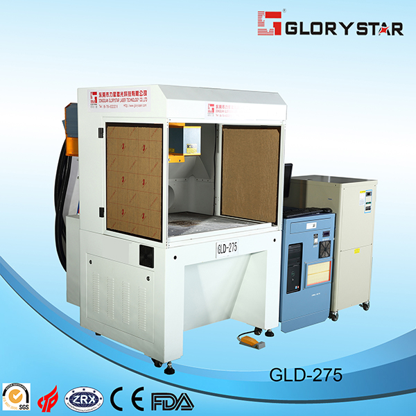Jeans Laser Marking Machine Rofin CO2 Tube Working Area 800X800mm 275W