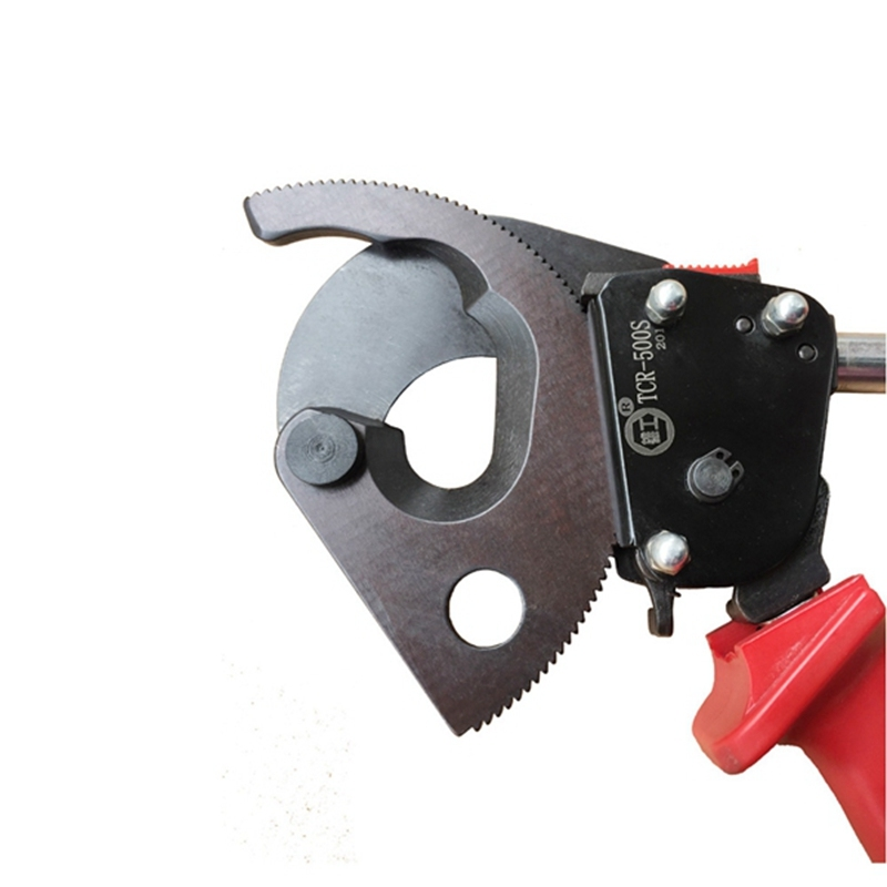 Telescopic Wire Cutter for Cutting Copper&Aluminium Cable 500mm2 (TCR-500S)