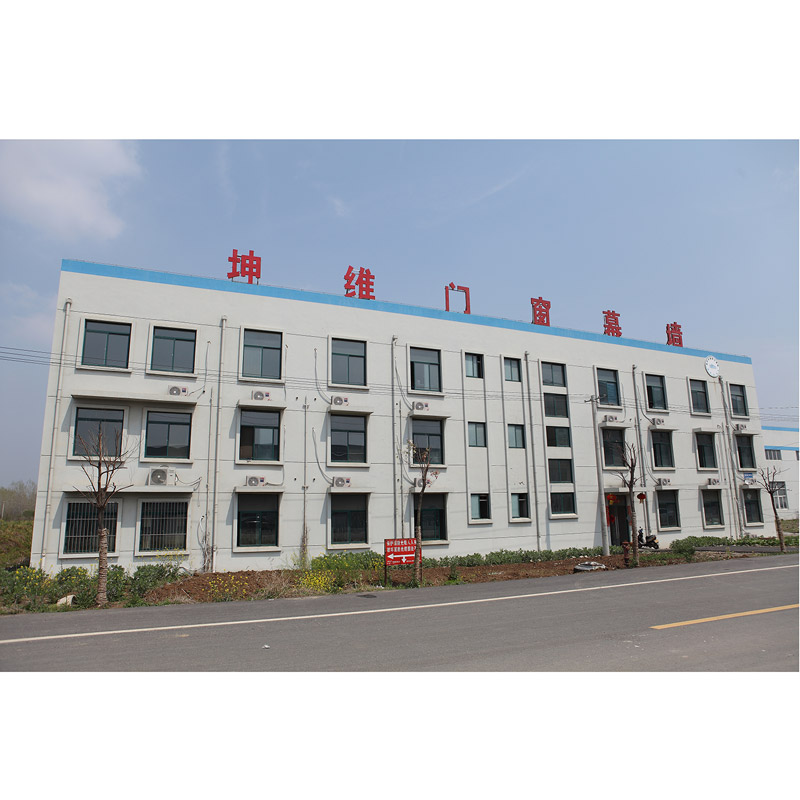 PVC Side-Hung Opening Casement Window/Easy Operate