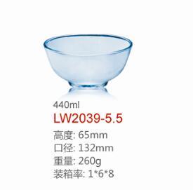Glass Bowl Dg-1369