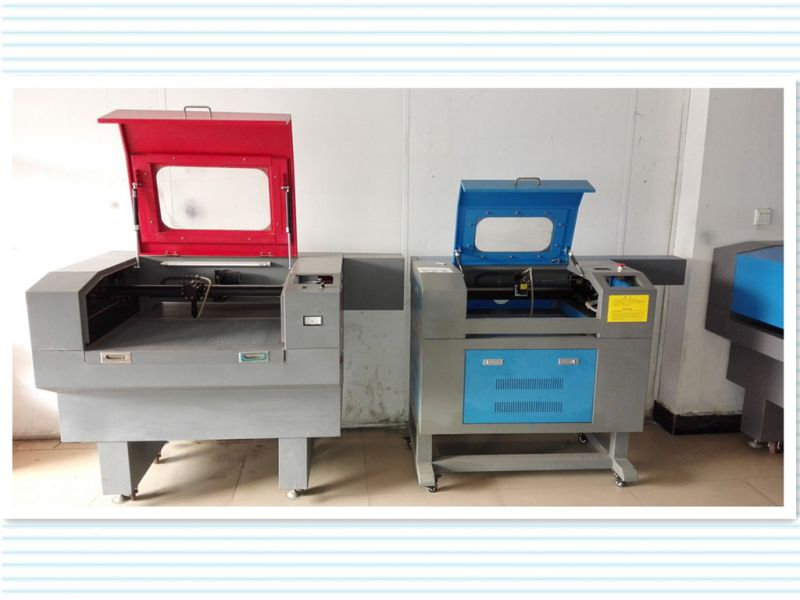 Laser Cutting Machine with Good Quality From China