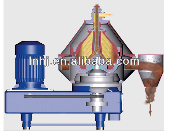 Latest Design Superior Quality Disk Algae Centrifuge