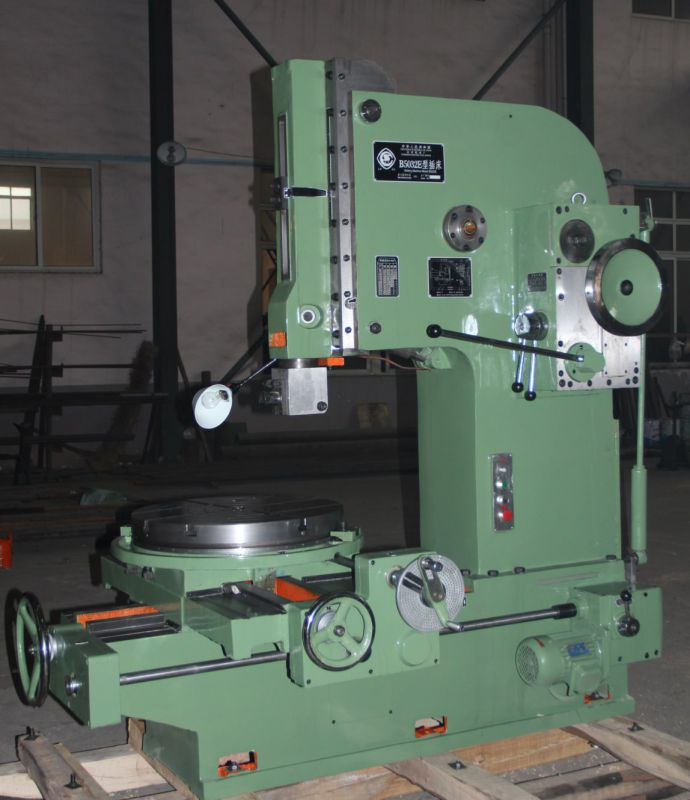 Slotting Machine with Rapid Move (B5020D)