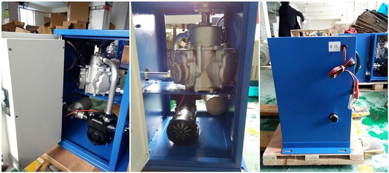 12V/24V/220V Fuel Dispenser with Nozzle Hose Reel 15m/10m