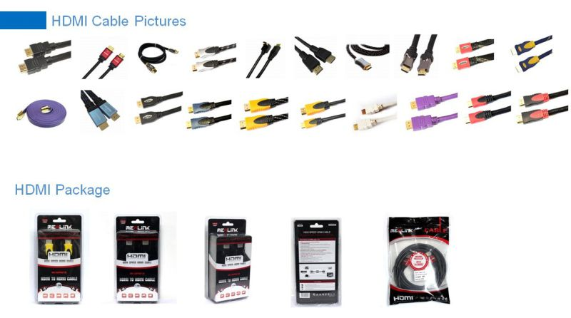 4k HDMI V1.4 Cable, Support 3D