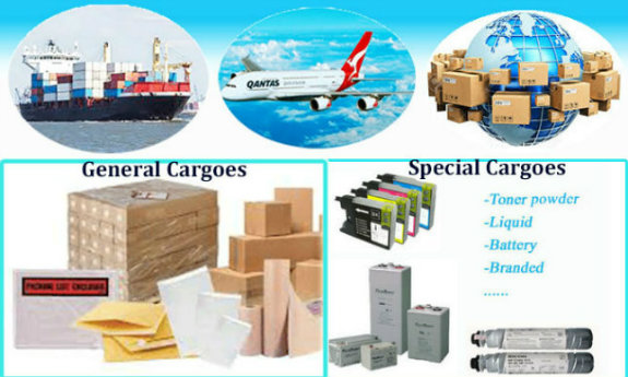China Air Freight Forwarder Air Transport From China to Oversea