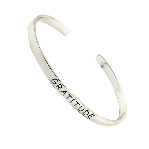 Stainless Steel Bracelet Fashion Jewelry Friendship Bangle
