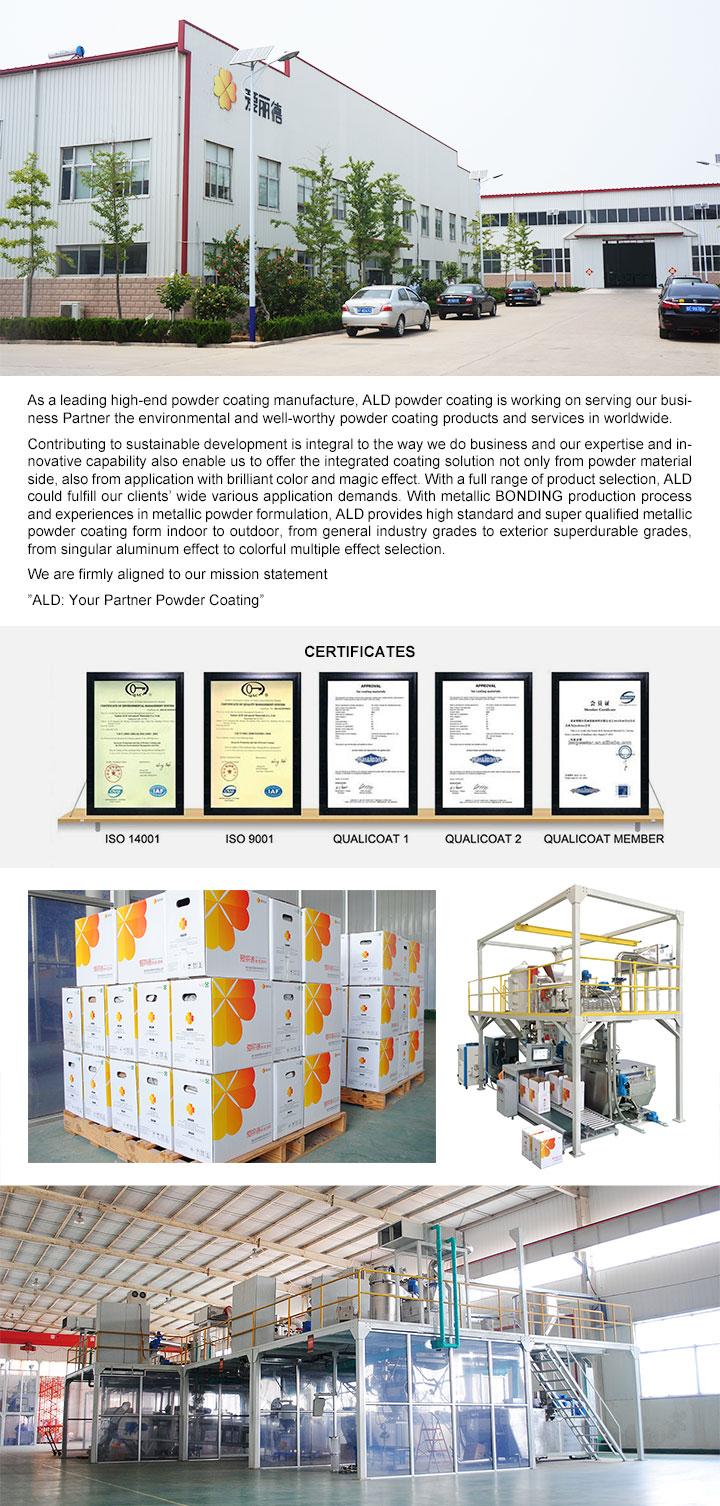Customized Quality Powder Coating (H10)