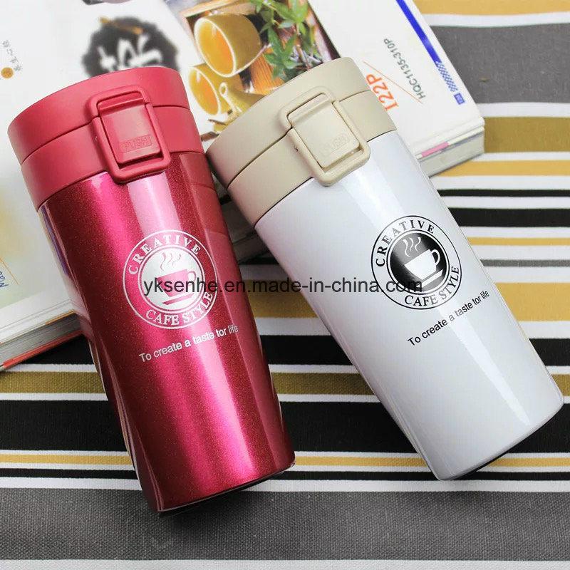 Portable 304 Stainless Steel Vacuum Water Mug, Cup Mug (SH-VC35)