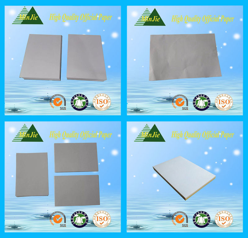 White Color and Copy Paper Type Brilliant Laser 80 Grams Copy Paper