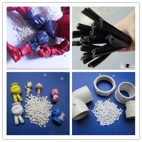 PVC Compound for Soft and Rigid Plastic