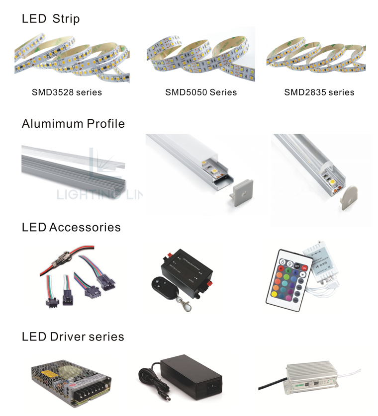 Factory Hot Sale SMD3528 Flexible Stripe LED