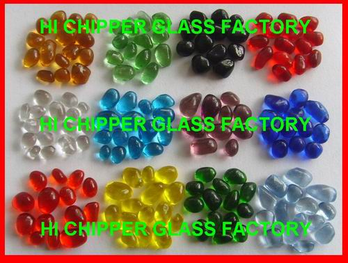 Landscaping Glass Chips Squash Glass Mirror Scraps