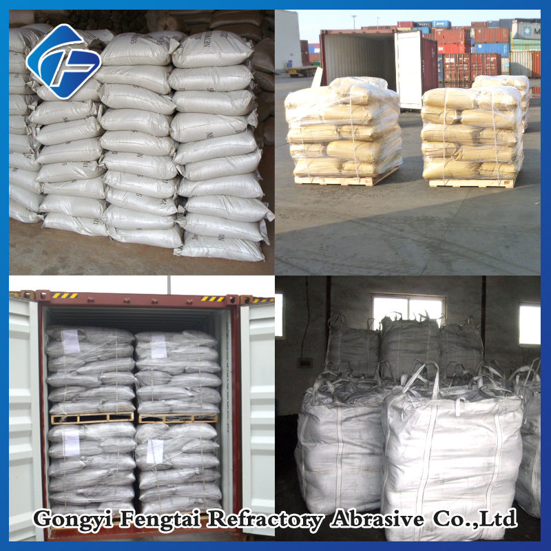 China Factory Supply High Quality Coke Filter Materials