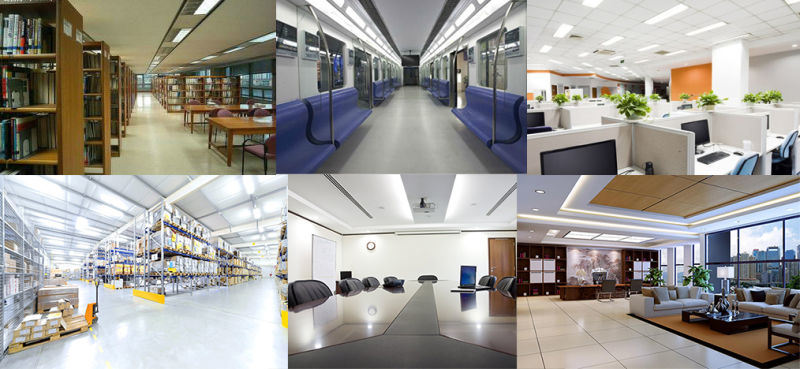 SMD2835 1.2m 100lm/W Glass T8 LED Light Fluorescent Tube 18W