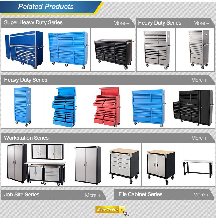 High Quality Assembly Tool Chest Tool Trolley Case Tool Box Trolley