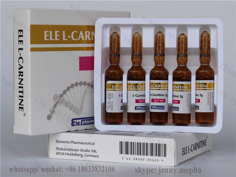 Weight Loss L-Carnitine Injection 2g/5ml, 500mg/5ml, 1g/5ml