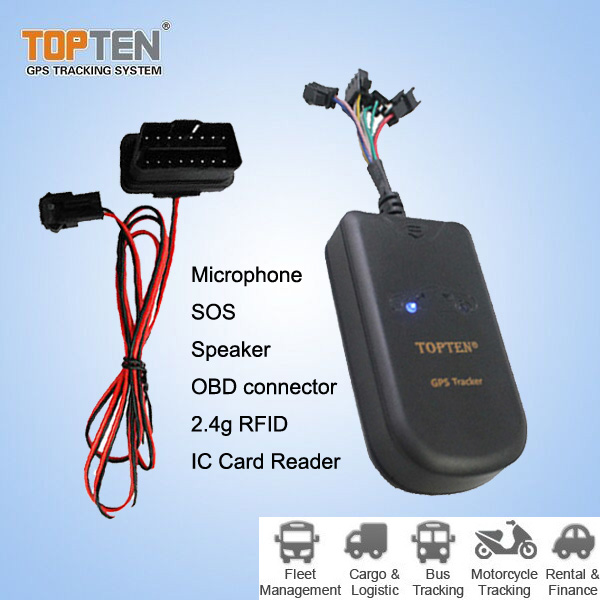 Fleet GPS Vehicle Tracking Device, Waterproof, Odometer Trace Gt08-Ez