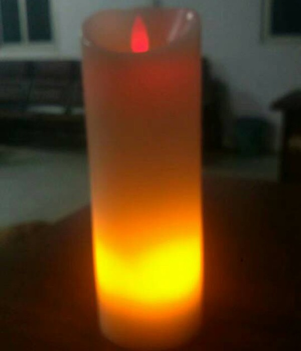 Color Changing Led Candle