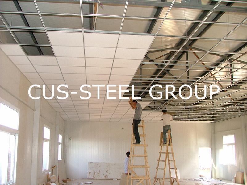 Construction Light Steel Shed Design/Prefabricated Steel Workshop