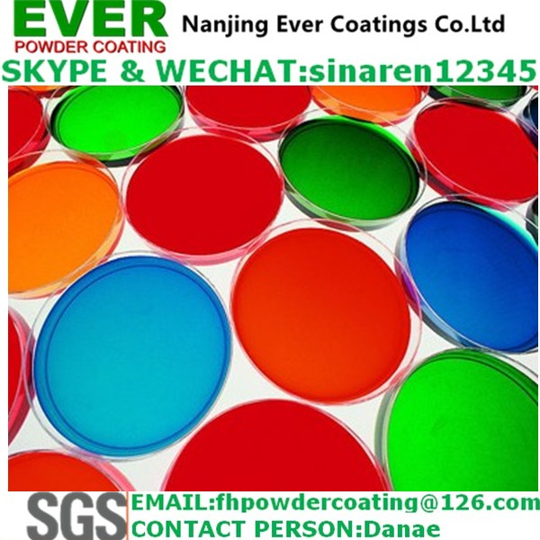 Electrostatic Spray Outdoor Powder Coating