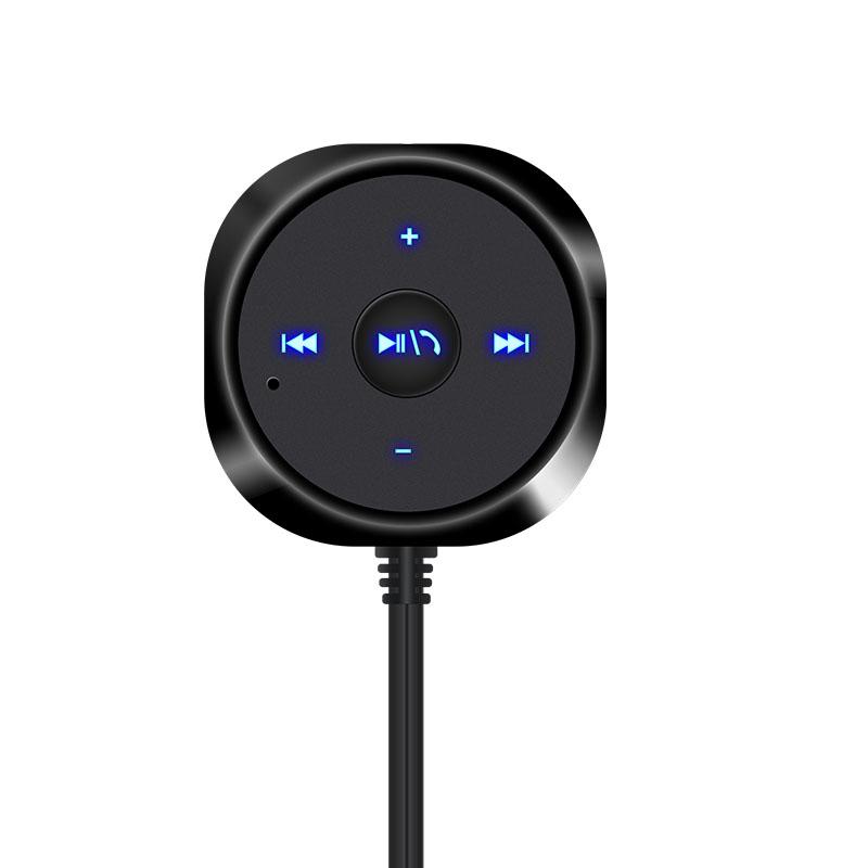 Hands Free Car Audio Receiver Bluetooth Kit