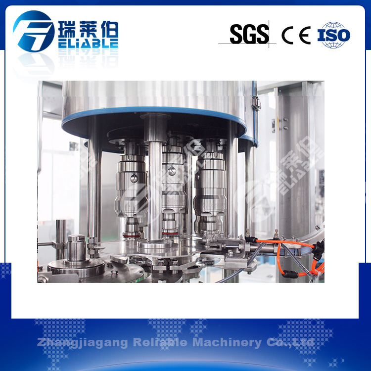 Complete Automatic Mineral Water Filling Machine for Plastic Bottle