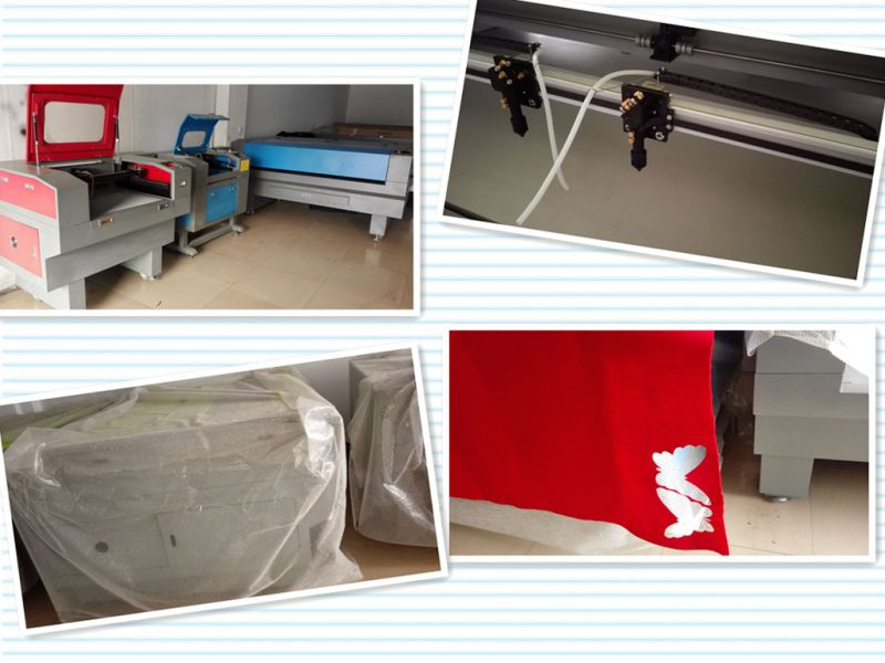 Laser Cutting Machiine with Good Price for Cloth