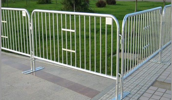 PVC Coated Temporary Fence (For Road Construction)