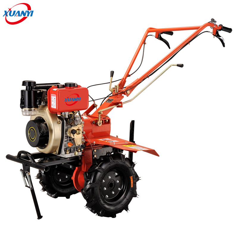 13HP D186fa Diesel Engine Rotary Power Tiller