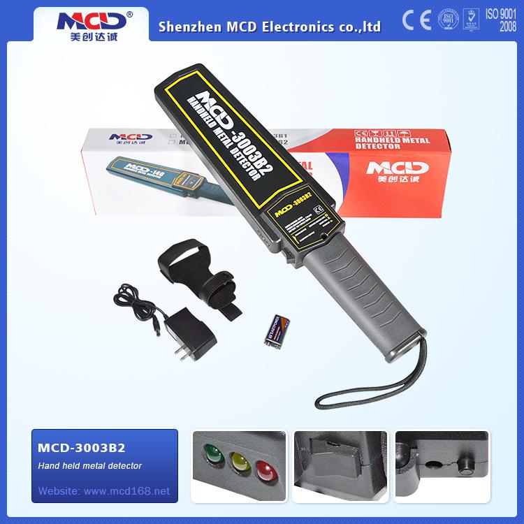 Airport Handheld Metal Detector Mcd-3003b2
