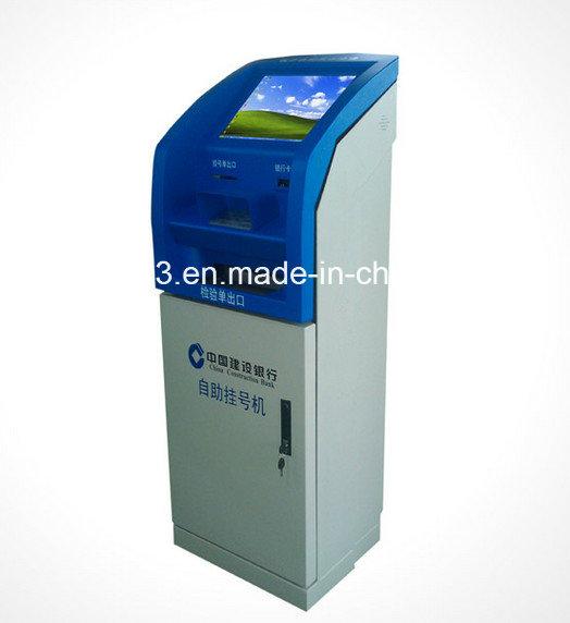 Cash Payment Terminal Kiosk/Touch Screen Kiosk Machine/Self-Service Touch Screen Kiosk