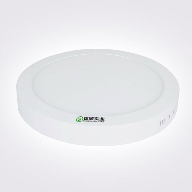Ce RoHS Approved 6W 12W 18W 24W 36W Round Surface LED Panel Light for Ceiling