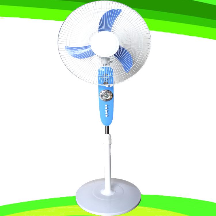 16 Inches 12V DC Stand Fan DC Fan Solar Fan (SB-S-DC16p) 1