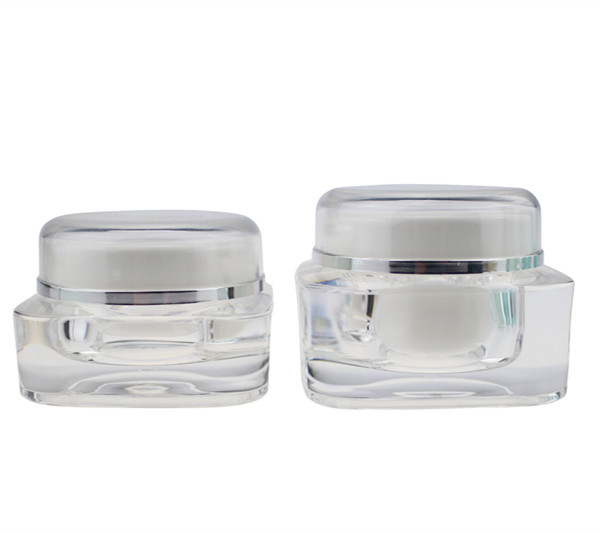 PMMA Lotion Bottle and Cream Jar