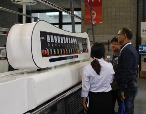 High Quality Laminated Glass Polishing Machine