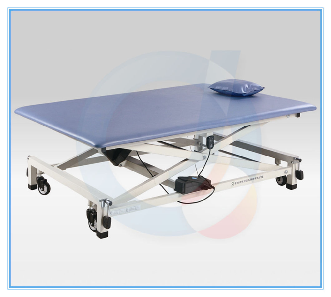 Medical Treatment Bed for Physical Therapy Examination Rehabilition