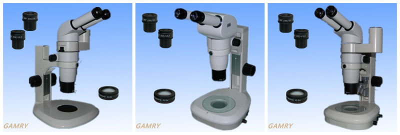 Stereo Zoom Microscope Jyc0880 Series with High Quality