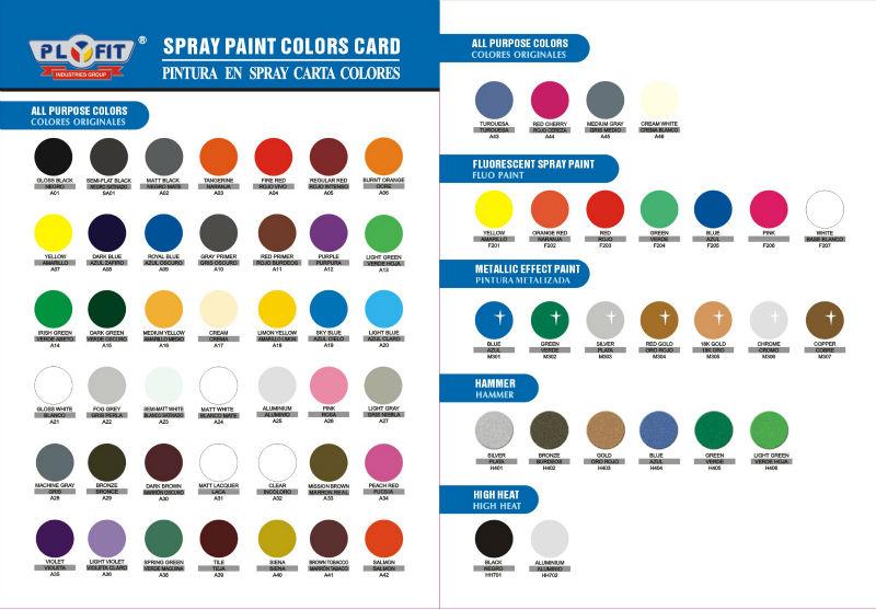 Wholesale Aerosol Waterproof Metal Chrome Spray Paint