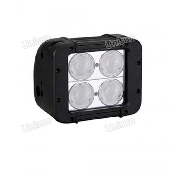 Waterproof 12V/24V 40W Dual Row LED off-Road Light Bar